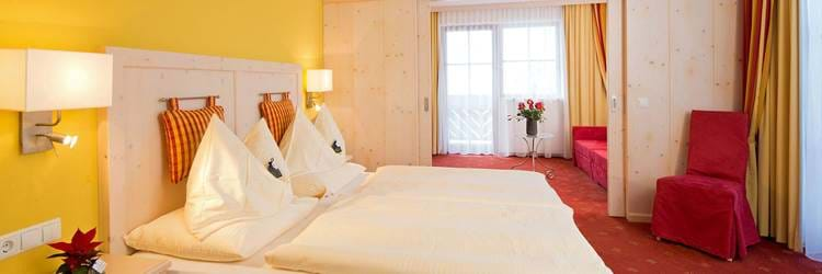 Hotel Enzian in Zauchensee superior double room